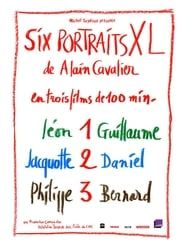 Six portraits XL : 1 Léon et Guillaume streaming