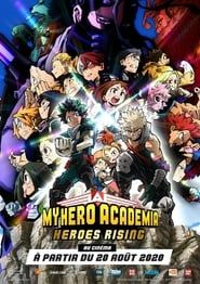 My Hero Academia : Heroes Rising streaming