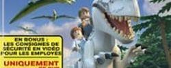 LEGO Jurassic World: L'évasion de l'Indominus online