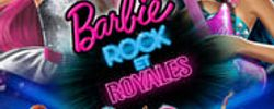 Barbie : Rock et Royales online
