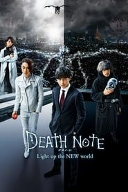 Death Note : Light Up the New World streaming