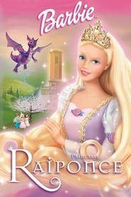 Barbie, princesse Raiponce streaming
