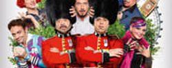 Natale a Londra - Dio salvi la Regina online
