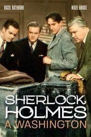 Sherlock Holmes à Washington streaming
