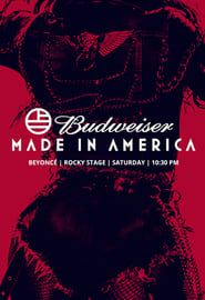 Beyoncé: Live at Budweiser Made in America Festival streaming