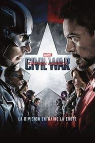 Captain America : Civil War 2016