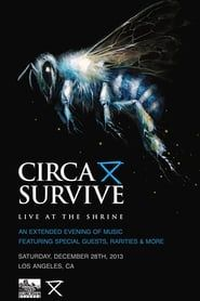 Circa Survive Live From Shrine Expo Hall Los Angeles streaming