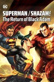 Superman/Shazam - Le retour de Black Adam streaming