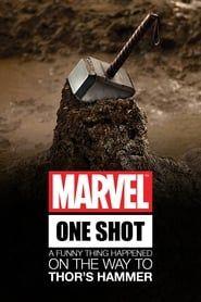 Éditions uniques Marvel : Une drôle d'histoire en allant voir le marteau de Thor