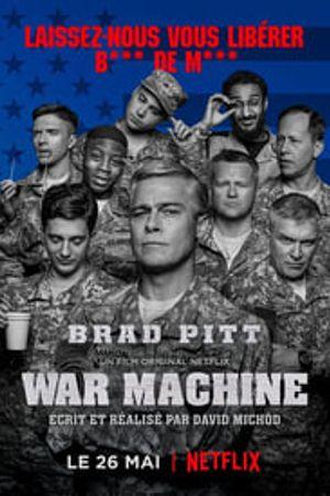 War Machine 2017 film complet