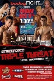 Strikeforce: Triple Threat streaming