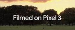 Filmed on Pixel 3 online