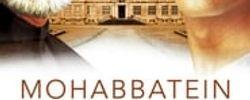 Mohabbatein (l'espression de l'aamour) online