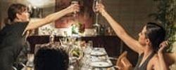 O Banquete online