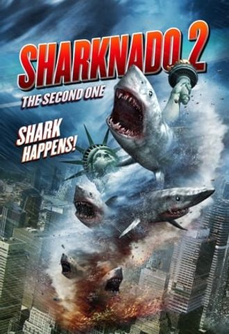 Sharknado 2: The Second One en streaming
