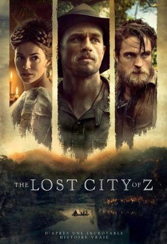 The Lost City of Z en streaming