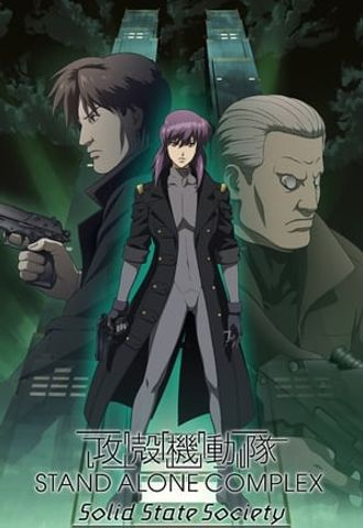 Ghost in the Shell : S.A.C. - Solid State Society en streaming