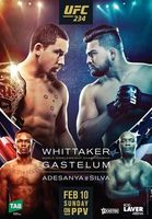 UFC 234: Whittaker vs. Gastelum Full movie