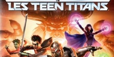 La Ligue des justiciers vs les Teen Titans en streaming