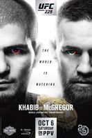 UFC 229: Khabib vs. McGregor Full movie