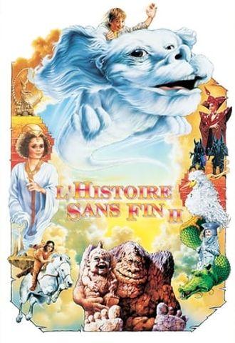 L'Histoire sans fin II : Un Nouveau Chapitre en streaming