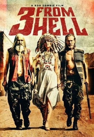 3 from Hell en streaming