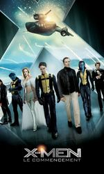 X-Men : Le Commencementen streaming