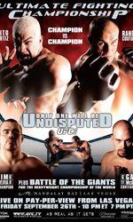 UFC 44: Undisputeden streaming