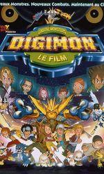 Digimon, le filmen streaming