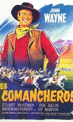 Les Comancherosen streaming