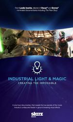 Industrial Light & Magic: Creating the Impossibleen streaming