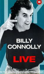 Billy Connolly - Live at the Odeon Hammersmith Londonen streaming
