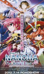Magical Girl Lyrical Nanoha: The Movie 2nd A'sen streaming