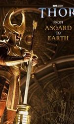 Thor: From Asgard to Earthen streaming