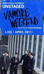 AMEX Unstaged Presents: Vampire Weekenden streaming