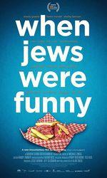 When Jews Were Funnyen streaming
