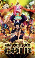 One Piece, film 13 : Golden streaming