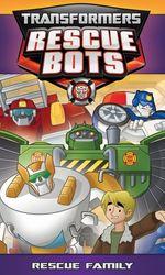 Transformers Rescue Bots: Rescue Familyen streaming