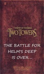The Battle for Helm's Deep Is Over...en streaming