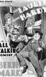 Laurel et Hardy en wagon-liten streaming