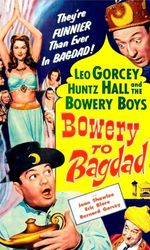 Bowery to Bagdaden streaming