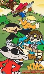 Codename: Kids Next Door - Operation Z.E.R.O.en streaming