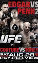 UFC 118: Edgar vs. Penn 2en streaming