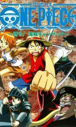 One Piece: Vaincre Ganzack le pirate !en streaming
