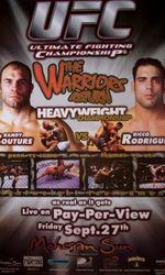 UFC 39: The Warriors Returnen streaming