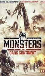 Monsters: Dark Continenten streaming