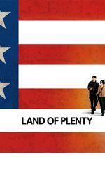 Land of plenty (terre d'abondance)en streaming