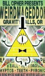Gravity Falls: Weirdmageddonen streaming