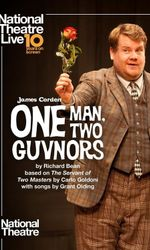 National Theatre Live: One Man, Two Guvnorsen streaming