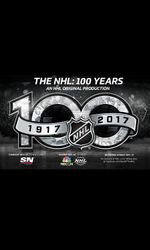 The NHL: 100 Yearsen streaming